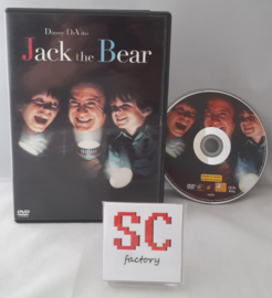 Jack the Bear - Dvd