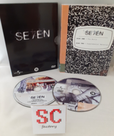 Seven 2 Disc Special Edition - Dvd