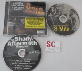 8 Mile Soundtrack 2 CD