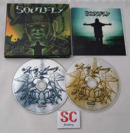 Soulfly - Soulfly Limited Edition Digipack 2CD