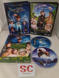 Nanny McPhee + Nanny McPhee 2 De Vonken Vliegen Eraf 2 Disc - Dvd