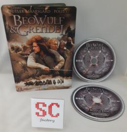 Beowulf & Grendel 2 Disc Special Edition Steelbook - Dvd