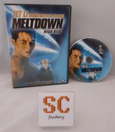 Meltdown High Risk - Dvd