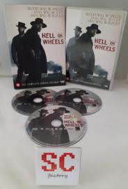 Hell on Wheels Seizoen 1 - Dvd