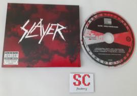 Slayer - World Painted Blood Cardboard Slider CD