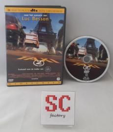 Taxi 2 - Dvd