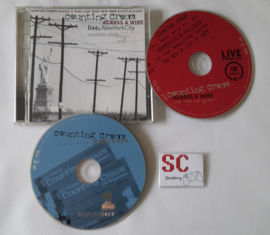 Counting Crows - Across A Wire Live in New York (2 disc) CD