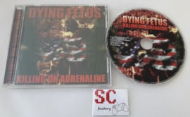 Dying Fetus - Killing On Adrenaline CD