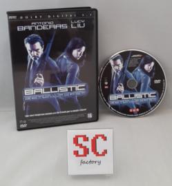 Ballistic Ecks VS Sever - Dvd