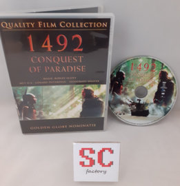 1492 Conquest of Paradise - Dvd