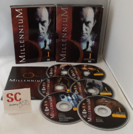 Millennium Seizoen 1 Collector's Edition - Dvd box