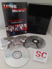 Lethal Weapon The Complete Collection - Dvd