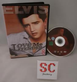 Love Me Tender - Dvd
