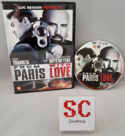 From Paris With Love - Dvd