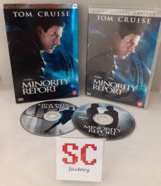 Minority Report 2 Disc Special Edition - Dvd