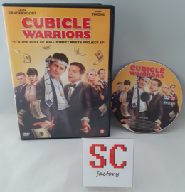 Cubicle Warriors - Dvd