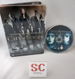 Mortal Instruments, The City of Bones Steelbook - Dvd