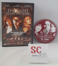Right Temptation, The - Dvd