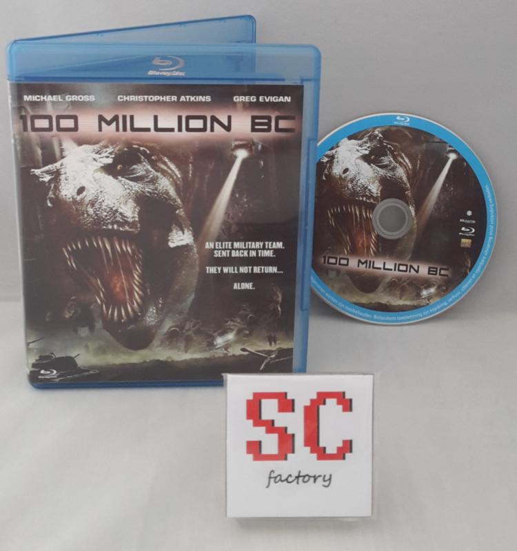 100 Million BC - Blu-ray