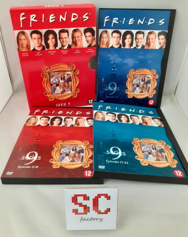 Friends Serie 9 (Seizoen 9) - Dvd box