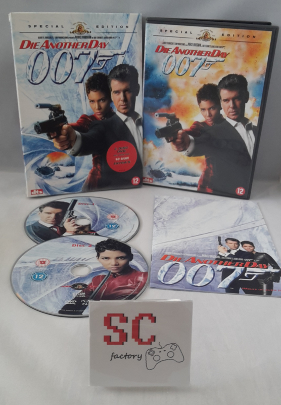 007 James Bond Die Another Day Special Edition - Dvd