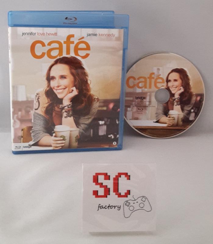 Cafe - Blu-ray
