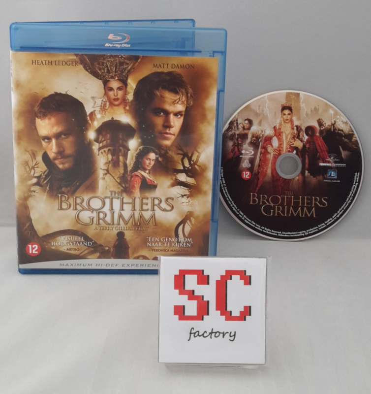 Brothers Grimm, The - Blu-ray