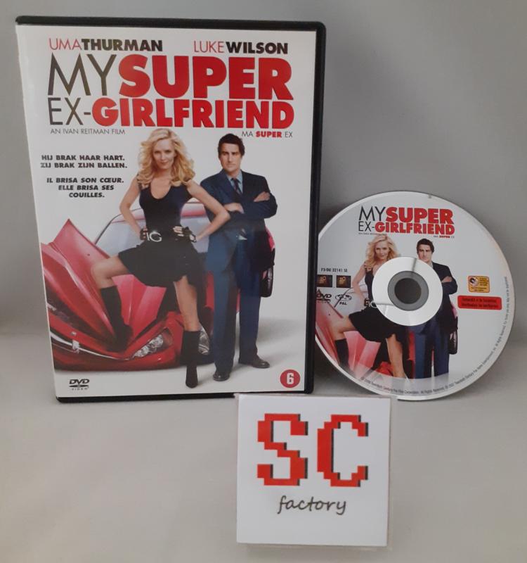My Super Ex-Girlfriend - Dvd