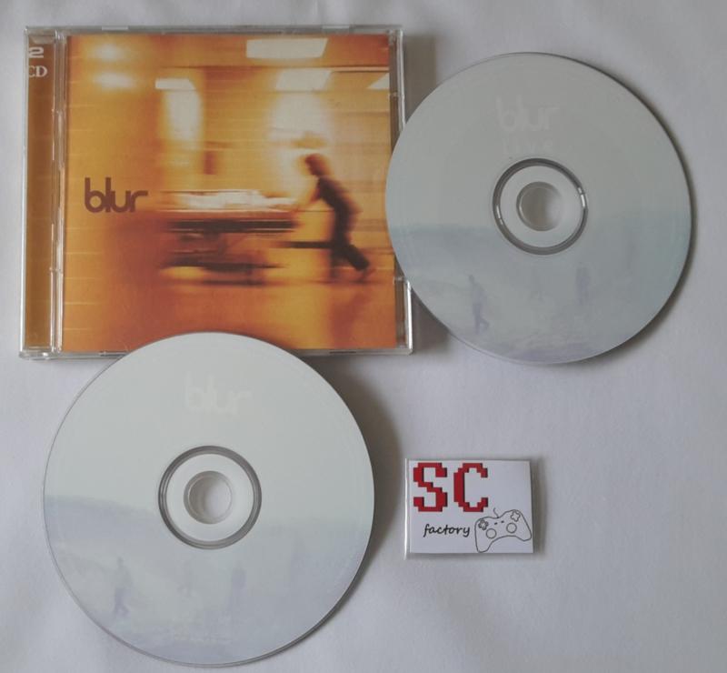 Blur - Blur (2 disc) incl. Blur Live E.P CD