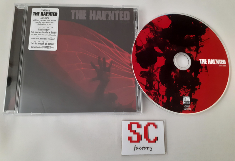 Haunted, The - Unseen CD