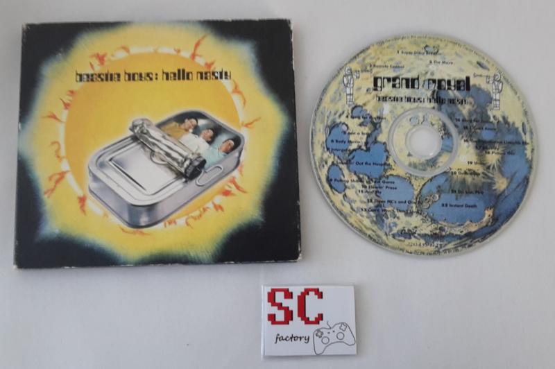 Beastie Boys - Hello Nasty Digipack CD