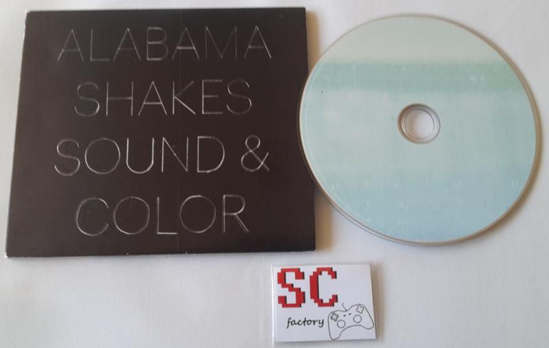 Alabama Shakes - Sound & Color CD