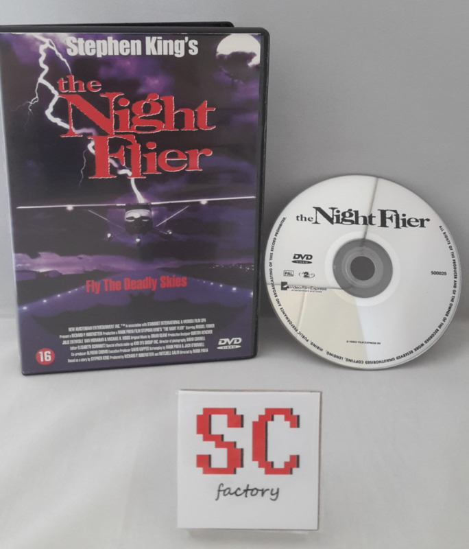 Night Flier, The - Dvd