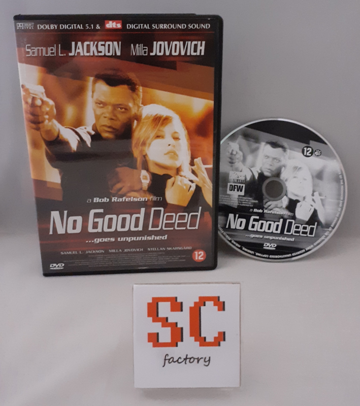 No Good Deed - Dvd