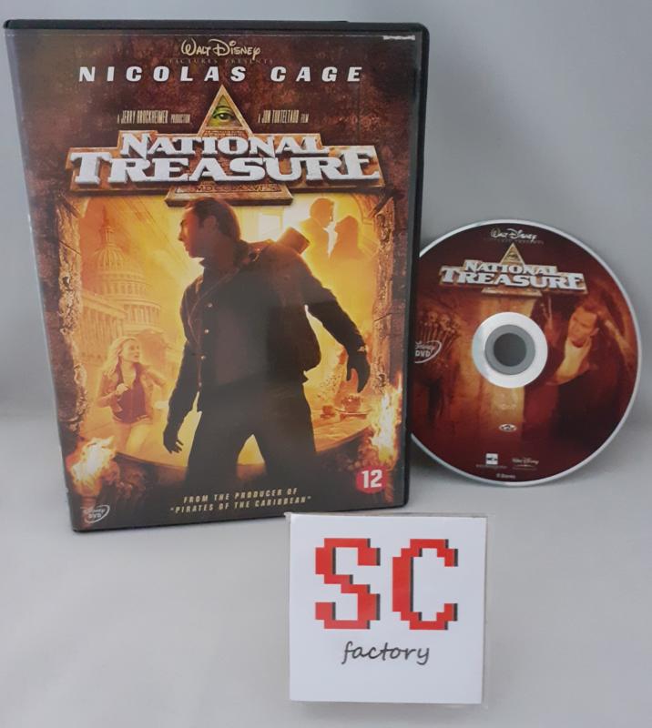National Treasure - Dvd
