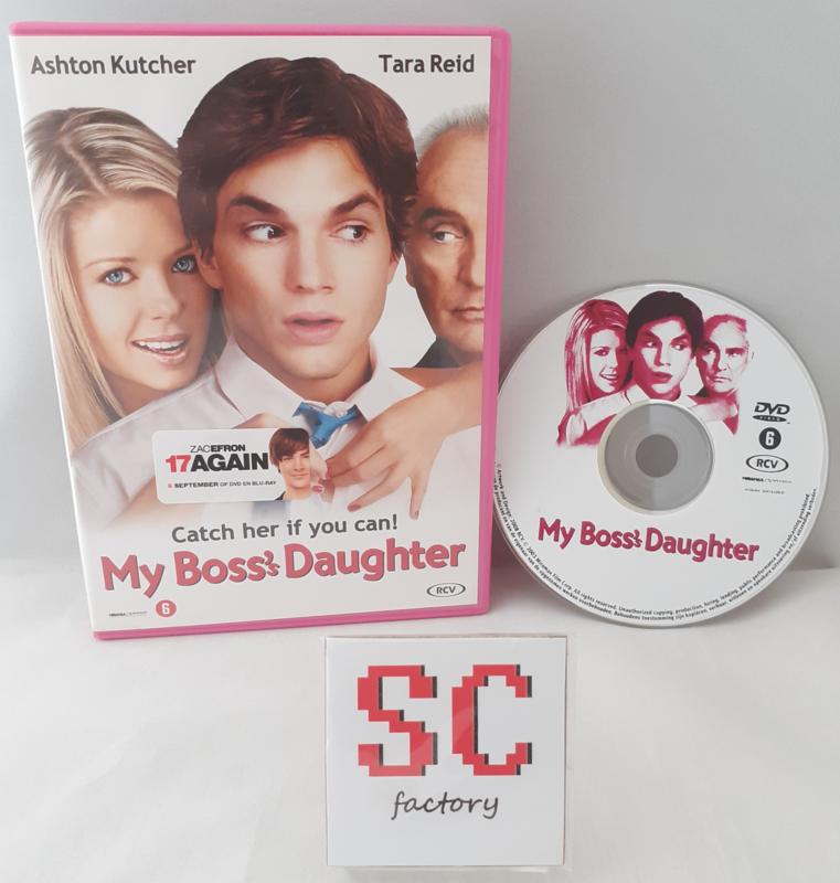 My Boss's Daughter - Dvd