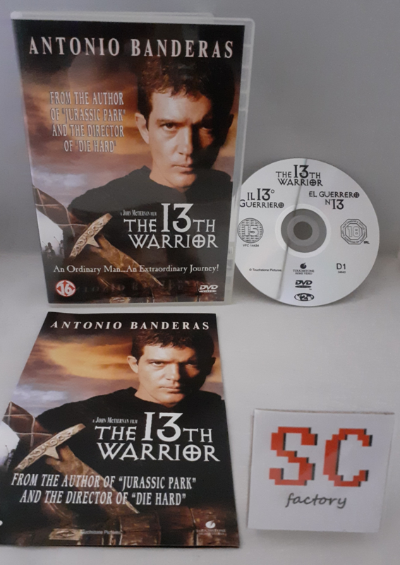 13th Warrior, The - Dvd