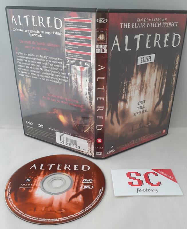 Altered - Dvd (koopjeshoek)