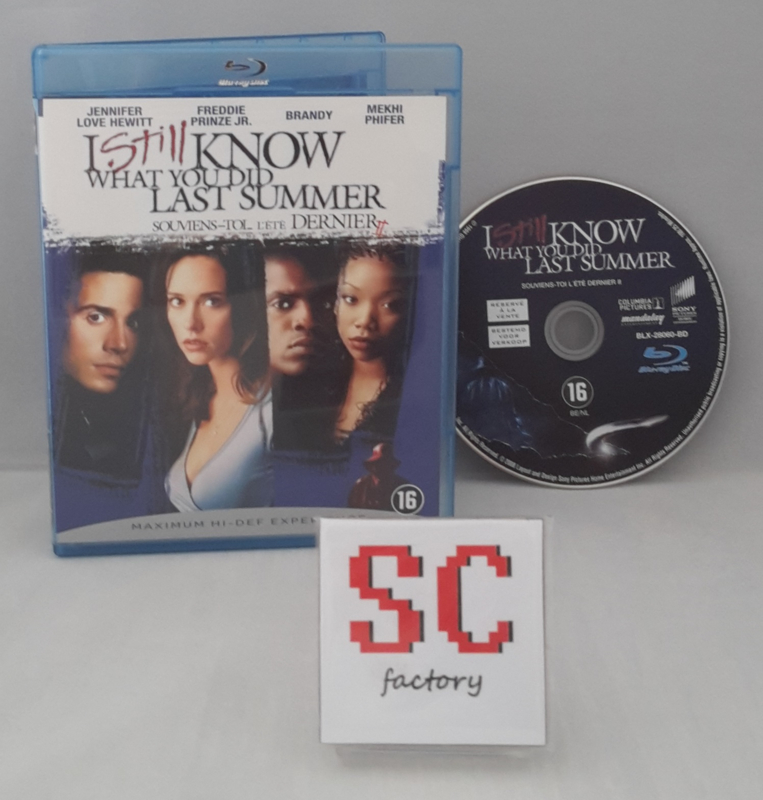 I Still Know What You Did Last Summer - Blu-ray