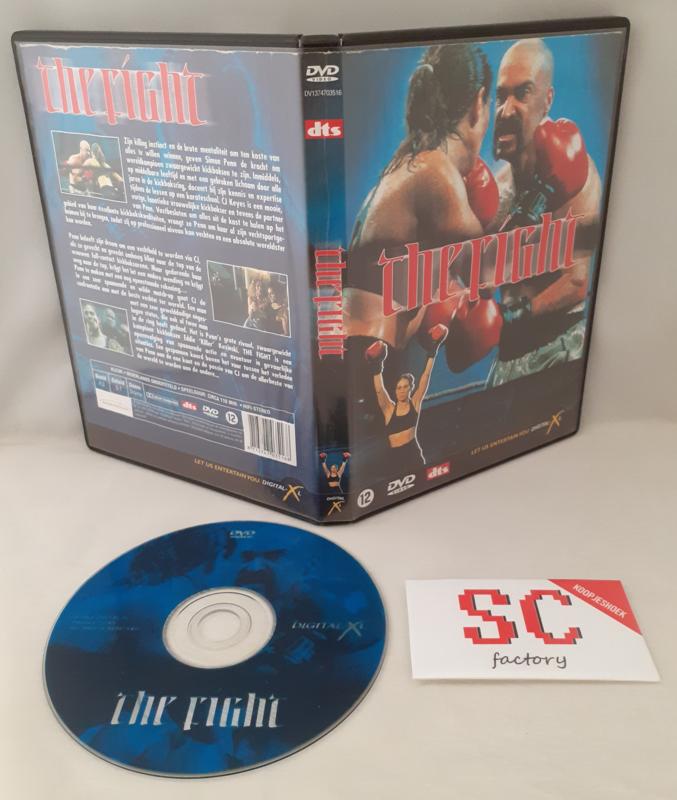 Fight, The - Dvd (koopjeshoek)