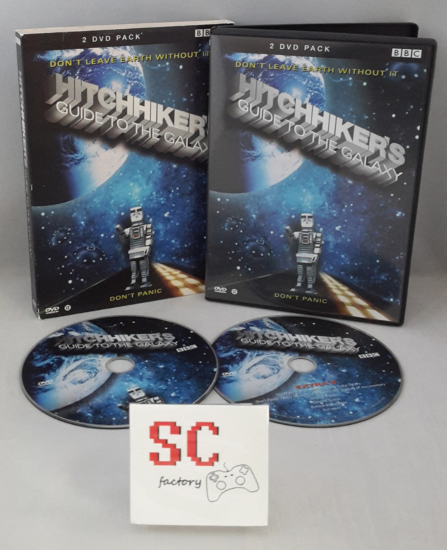 Hitchhiker's guide To the Galaxy 2 Dvd Pack - Dvd