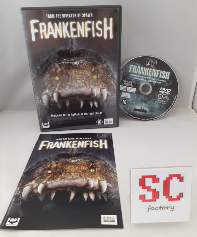 Frankenfish - Dvd
