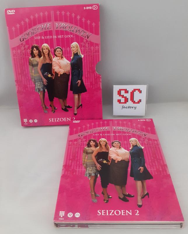 Gooische Vrouwen Seizoen 2 - Dvd box