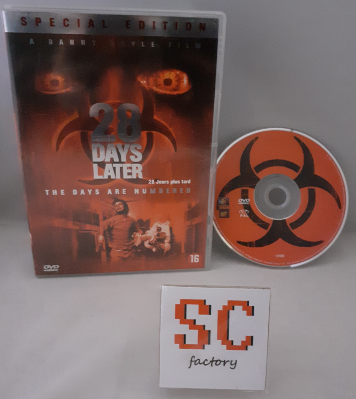 28 Days Later Special Edition - Dvd