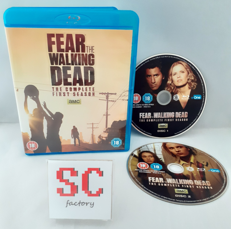 Fear the Walking Dead Seizoen 1 (UK) - Blu-ray