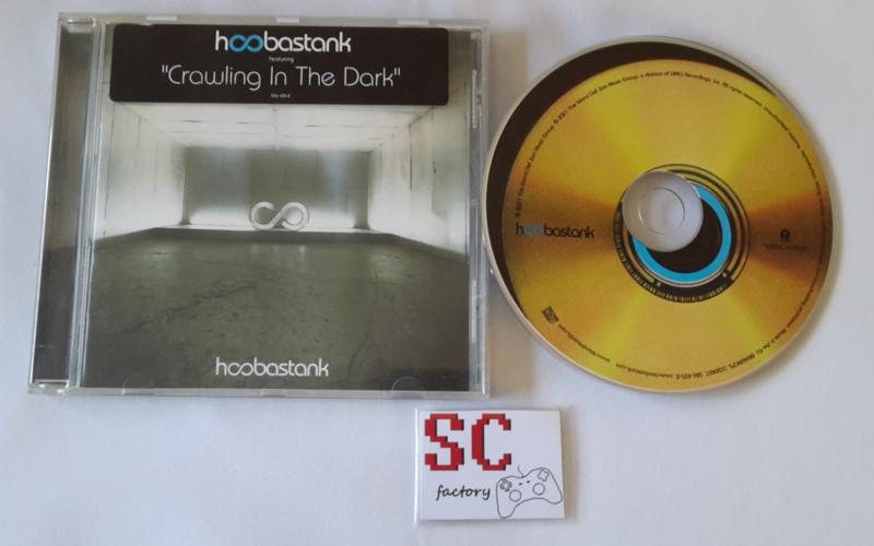 Hoobastank - Hoobastank CD