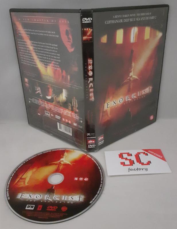 Exorcist the Beginning - Dvd (koopjeshoek)