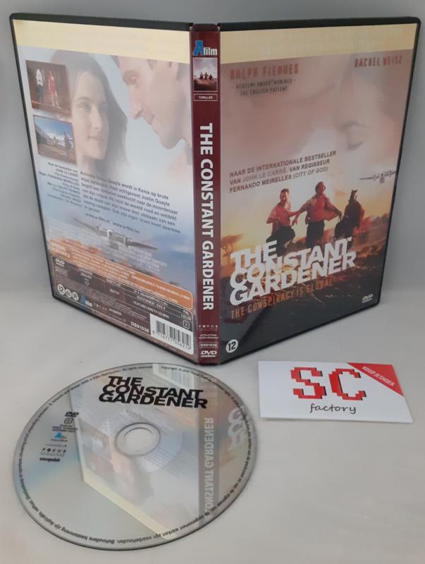 Constant Gardener, The - Dvd (koopjeshoek)