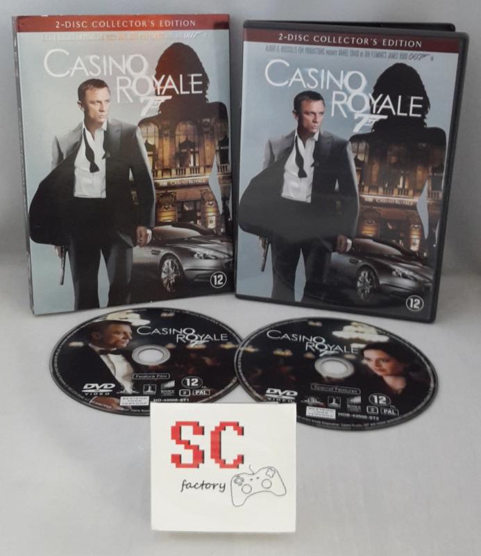 007 James Bond Casino Royale 2-disc Collector's Edition - Dvd