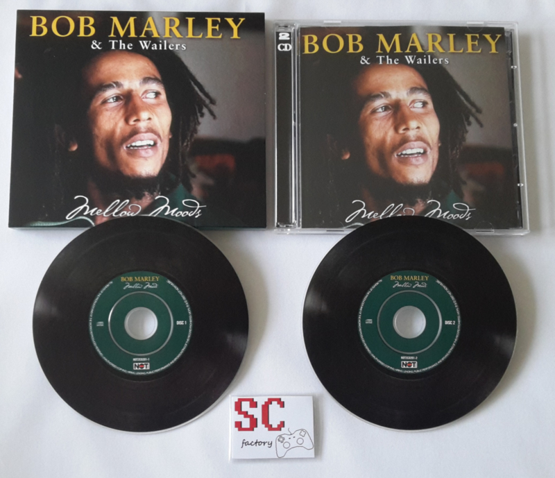 Bob Marley & the Wailers - Mellow Moods (2 disc) CD